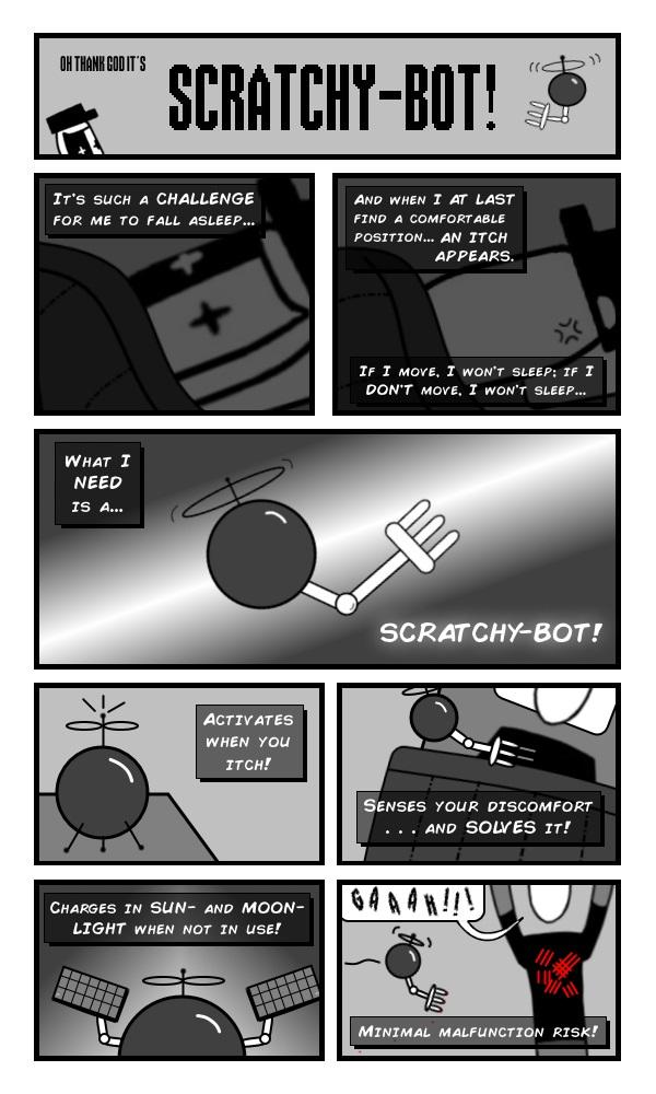 Scratchy-Bot